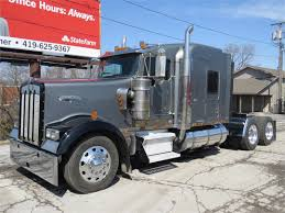 used kenworth w900l trucks for sale 2000 kenworth w900l in sandusky oh for sale used trucks on