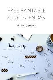 printable january 2016 weekly planner 2016 printable calendar weekly planner home printables