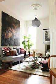 endearing bohemian living room painting for your classic home