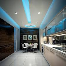 Led Lights In Ceiling 33 Ideas For Ceiling Lighting And Indirect Effects Of Led Lighting