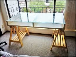 Adjustable Height Desks Ikea by Adjustable Height Desk Ikea Hack Desk Home Design Ideas