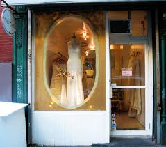 nyc wedding dress shops window shopping at a bridal shop in york city great inspiration
