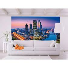 ideal decor 100 in x 144 in moscow twilight wall mural dm125 moscow twilight wall mural