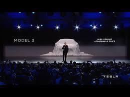 así es el tesla model 3 el coche eléctrico de los 35 000 dólares