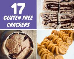 17 easy gluten free cracker recipes the best crackers
