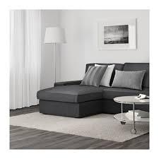 ikea de sofa kivik sofá de 3 plazas y chaiselongue dansbo gris oscuro ikea