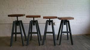 Metal Bar Chairs Bar Stools Metal Bar Stools With Back Wonderful On Home
