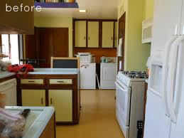 How To Design A Galley Kitchen by Before And After Modern Galley Kitchen U2013 Design Sponge