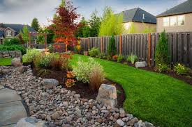 rocks in garden design rock garden design ideas to create a and organic landscape