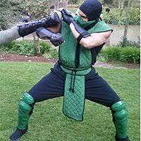 Halloween Costumes Mortal Kombat Reptile Danquish