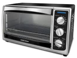 Kitchenaid Countertop Toaster Oven Black U0026 Decker Convection Countertop Toaster Oven To1675b Review