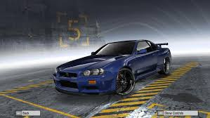 nissan skyline r34 paul walker nfs prostreet nissan skyline gtr r34 by 850i on deviantart