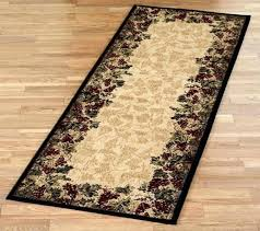 Bathroom Runner Rug Bathroom Runner Northlight Co