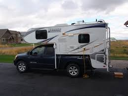 Truck Bed Trailer Camper Slide In Camper Nissan Titan Forum