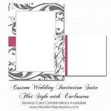 Blank Wedding Invitations Blank Invitation Template Cool Blank Invitation Template 10 Cool