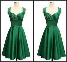 green cocktail gorgeous 2017 style emerald green knee length cocktail or