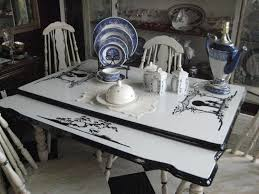 1920s dining table porcelain enamel kitchen table on etsy