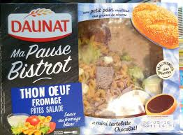 ma cuisine fr ma pause bistrot thon oeuf fromage daunat 320 g