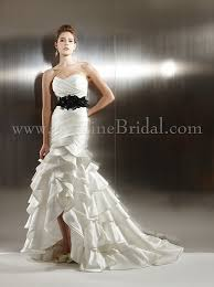 best wedding dresses 2011 best for bridal evening wear boutique black and white