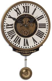 breathtaking large open face wall clock photo inspiration
