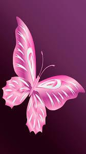 wallpapers of glitter butterflies pink butterflies wallpaper 49 images