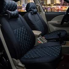 housse siege de voiture personnalisé personnalisé de luxe imitation cuir motif auto housses de siège de