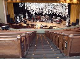 Grand Ole Opry Seating Map Joe Mcdonald U0027s Hidden Blog Ryman Auditorium The Original Grand