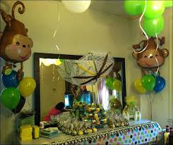 monkey centerpieces for baby shower baby shower ideas for boy and girl decorations decoration