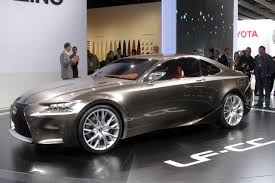 lexus is coupe 2013 lexus lf cc hints at a new is coupe new is to be introduced jan