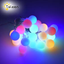 Solar Powered Patio Lights String Tsleen 7m 50 Led String Lights Solar Powered Light