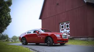 rolls royce gold and red the red wraith four days in a spectacular rolls royce pursuitist