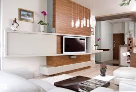 meuble tv caché écran plat mural une option élégante pour le salon moderne
