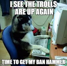 Ban Hammer Meme - memes i made