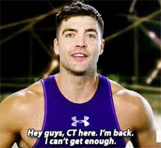 The Challenge Gif Mtv S The Challenge Vet Ct Is A Trying To Shed His Bad Boy