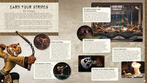 kung fu panda scroll masters book richard