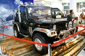 the mahindra thar adventure off roader might see an indian launch