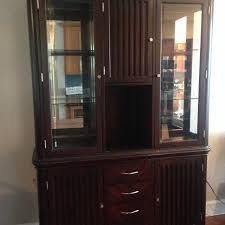 cherry wood china cabinet best cherry wood china cabinet for sale in ta florida for 2018