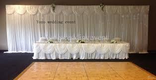 wedding backdrop stand malaysia 3m drop 9m length backdrop stand 3m drop 9m length backdrop 9m