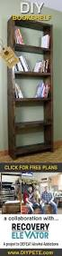 Building Wood Bookcases by Best 25 Cheap Bookshelves Ideas On Pinterest Painted