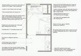 large master bathroom floor plans farmhouse style house plan 3