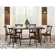 Art Van Kitchen Tables Lindsey Dining Collection Dinettes Dining Rooms Art Van