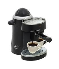 Bajaj 6 Cups CEX 10 Coffee Maker Black Price in India Buy Bajaj 6