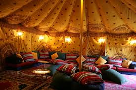 moroccan tents untold tents interiors and pillows