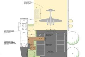 Hangar Homes Floor Plans by Nhill Aerodrome Thomson Hay Landscape Architects