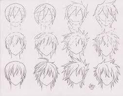 shonen hairstyles the 25 best anime boy hairstyles ideas on pinterest anime hair