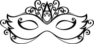 black and white masquerade mask masquerade mask clipart free best masquerade mask clipart