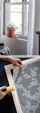 30 diy home repair and improvement ideas lace window screens