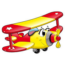 imagenes animadas de aviones vinilos infantiles avión animado