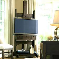 Black Dvd Cabinet Tv Stand Gorgeous Corner Tv Stand With Electric Fireplace With