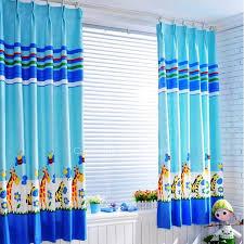 Baby Nursery Curtains Window Treatments - baby blue nursery curtains ideas